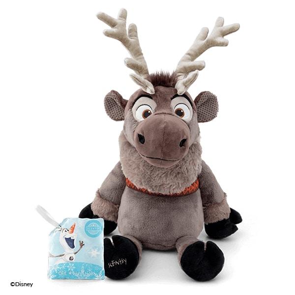 Sven – Scentsy Buddy + Olaf: Warm Hugs – Scent Pak