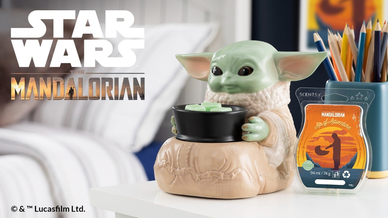 Star Wars™ Scentsy Warmer
