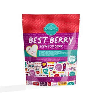 Best Berry Scentsy Soak