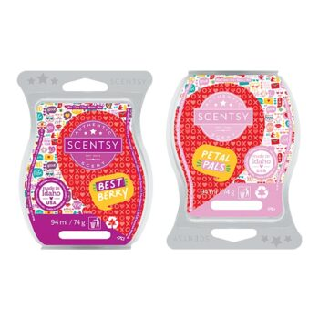 Best Pals Scentsy Bar twin pack