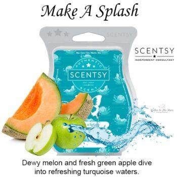 Make a Splash Scentsy Bar