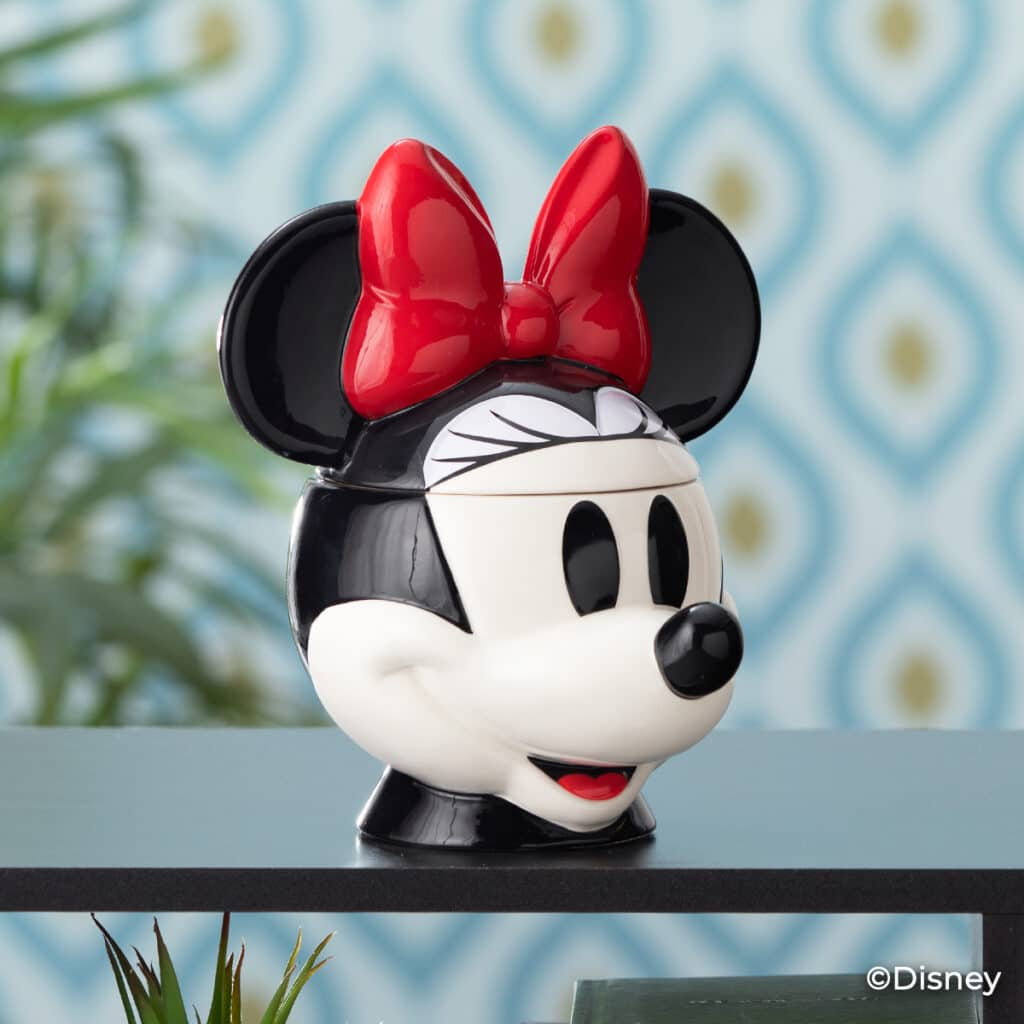 Minnie Mouse – Scentsy Warmer