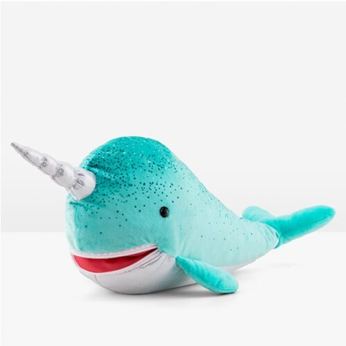 Nelson the Narwhal Scentsy Buddy