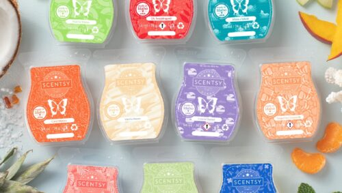 New Scentsy Bar fragrances – Spring/Summer 2021 Catalogue