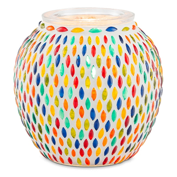 Over the Rainbow Scentsy Warmer