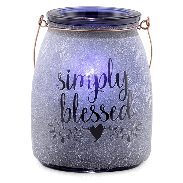 Simply Blessed Scentsy Warmer