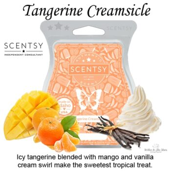 Tangerine Creamsicle Scentsy Bar