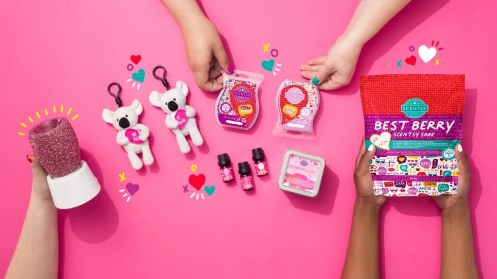 This lovestruck collection launches 18 January, available while supplies last