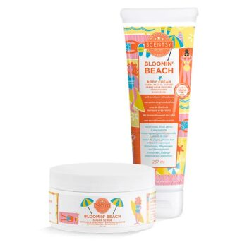 Bloomin' Beach Spa Scentsy Bundle