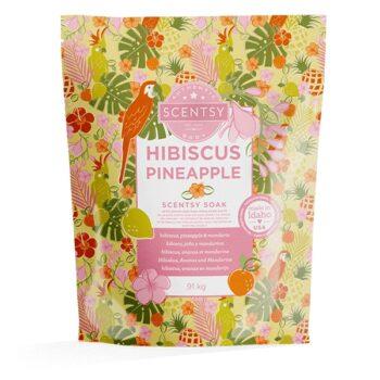 Hibiscus Pineapple Scentsy Soak