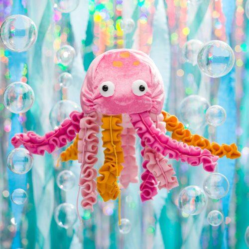 Jazzie the Jellyfish Scentsy Buddy