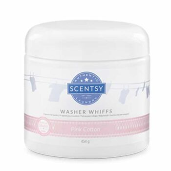 Pink Cotton Scentsy Washer Whiffs