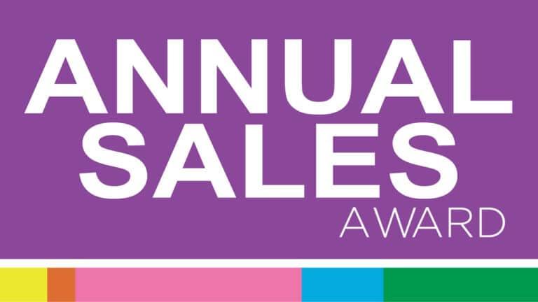 Scentsy Annual Sales Award