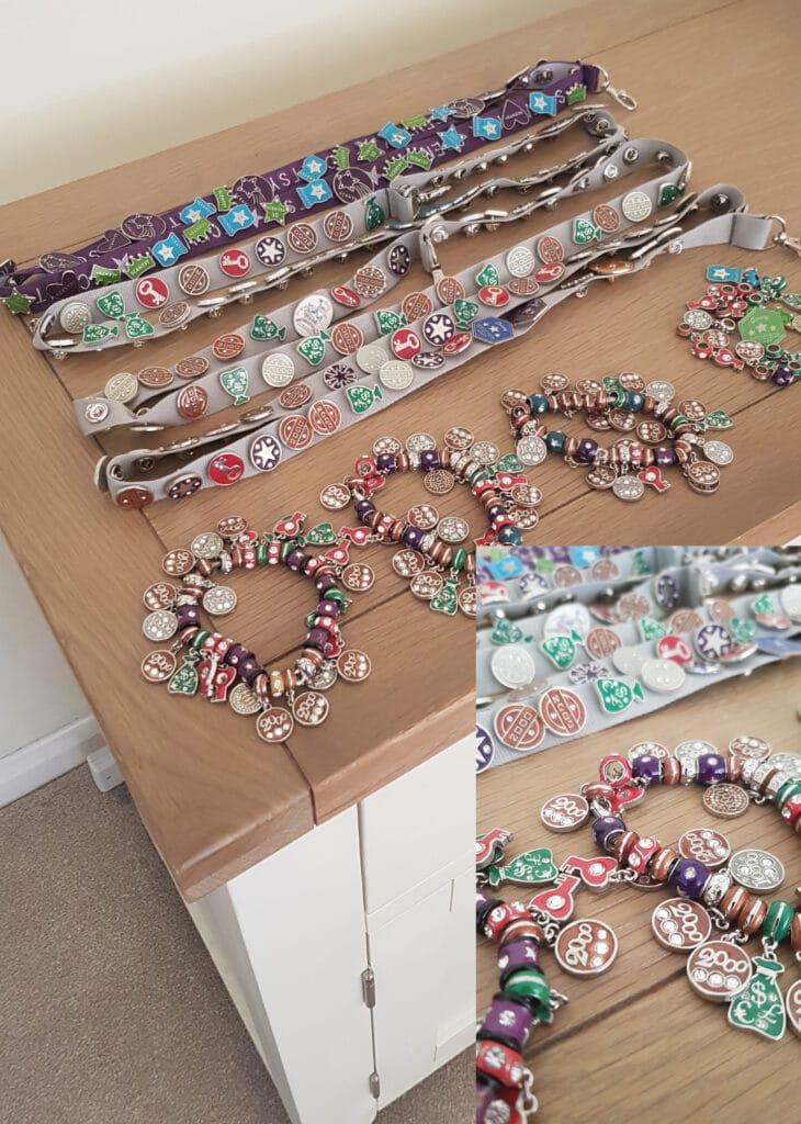 Scentsy Rewards Charms & Pins Rebecca & Stuart Joyce
