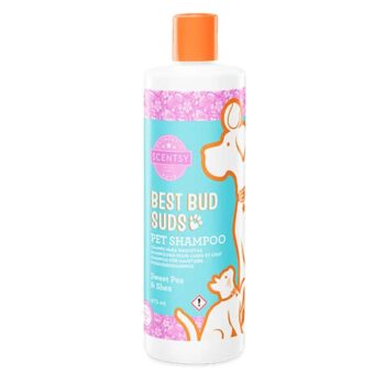 Sweet Pea & Shea Best Bud Suds Pet Shampoo