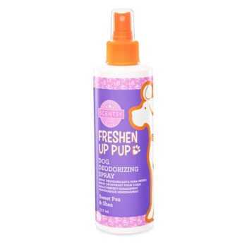 Sweet Pea & Shea Freshen Up Pup Dog Deodorizing Spray