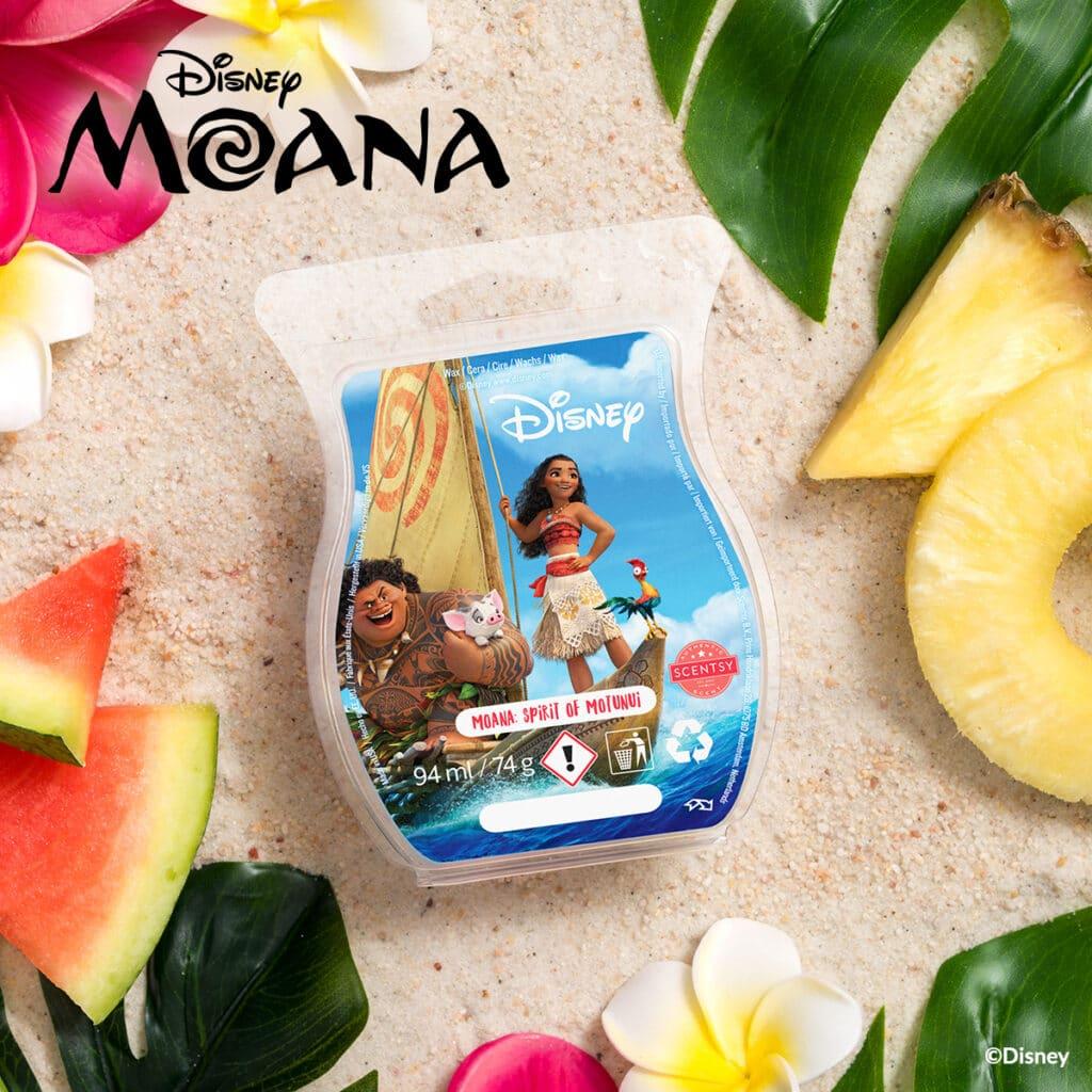 Moana: Spirit of Motunui – Scentsy Bar