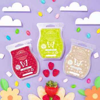 Easter Scentsy UK 3 Bar Wax Bundle