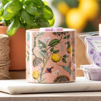 Life's a Garden Scentsy Warmer