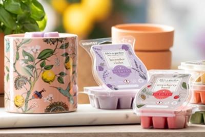 Life's a Garden Wax & Warmer Collection