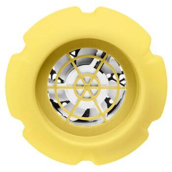 Mini Fan Scentsy Desk Diffuser - Yellow