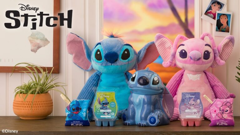 Our new Disney Stitch – Scentsy Warmer is made with aloha!