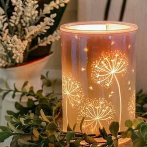 New Scentsy Warmer – Cast Pink with Spring Pack Warmer Coming 5 April 2021