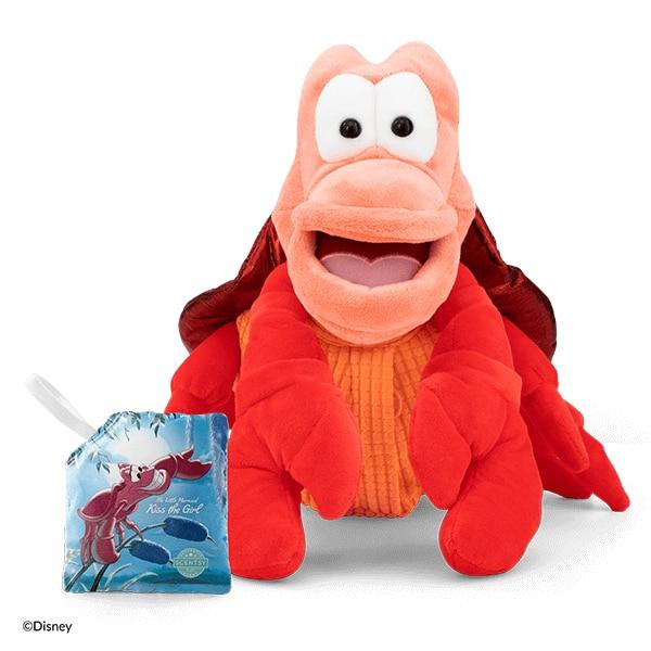 Disney Sebastian – Scentsy Buddy with The Little Mermaid Kiss the Girl – Scent Pak
