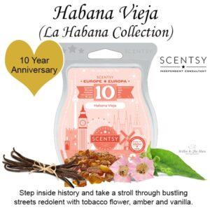 Habana Vieja 10 Year Anniversary