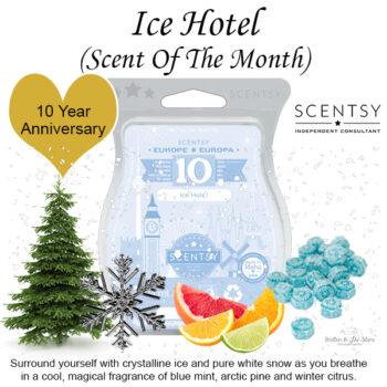 Ice Hotel 10 Year Anniversary