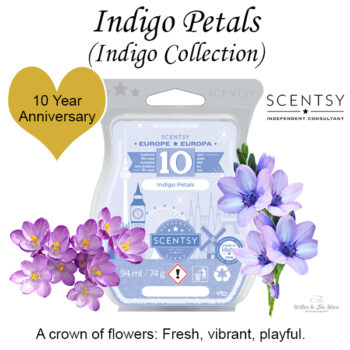 Indigo Petals 10 year anniversary
