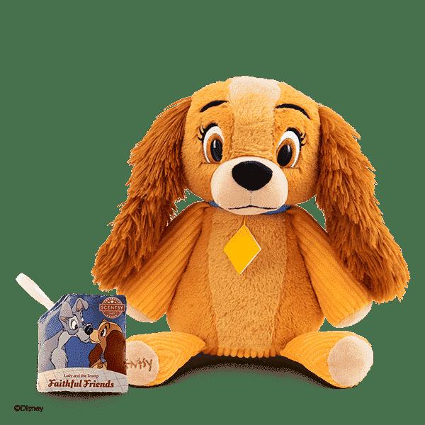 Disney Lady – Scentsy UK Buddy £48