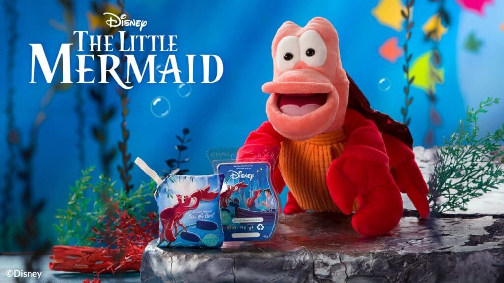 Scentsy Disney The Little Mermaid