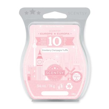 Strawberry Champagne Truffle Scentsy Bar