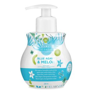 Blue Agave & Melon Scentsy Hand Soap
