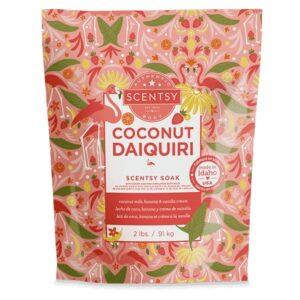 Coconut Daiquiri Scentsy Soak