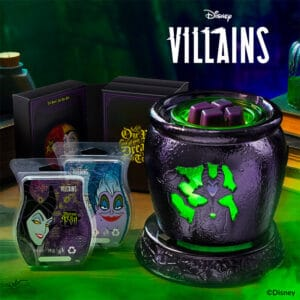 It's Good to be bad! Scentsy Villains