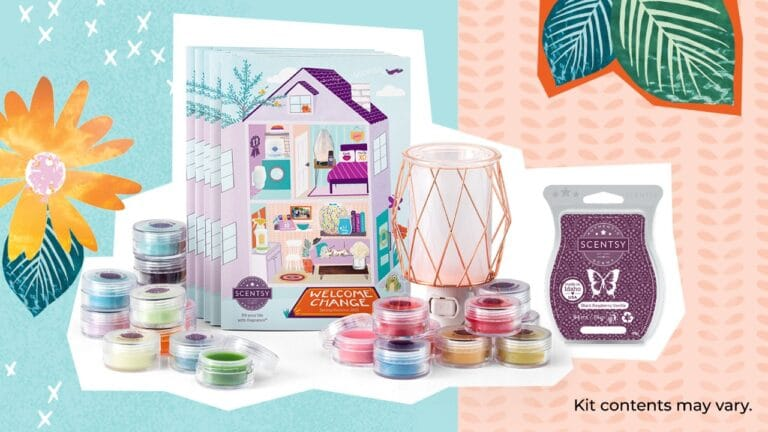 Join Scentsy For Just £24 This May 2021