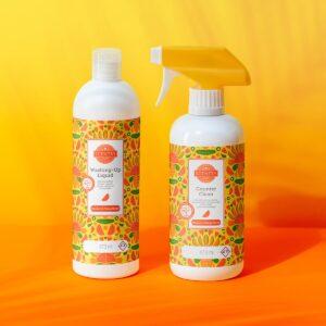 Mandarin & Mango Nectar Clean Bundle