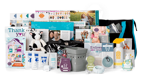 The Scentsy Canadian Starter Kit