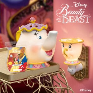 Be Our Guest Bundle Both Warmers Free Bar Beauty and the Beast