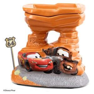 Cars – Scentsy Warmer Disney Pixar Lightning McQueen & Tow Mater