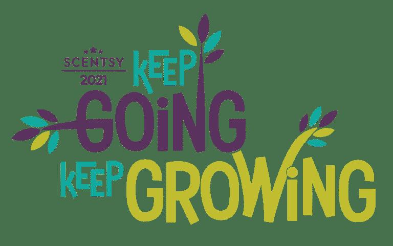 Keep Going, Keep Growing 2021 Incentive