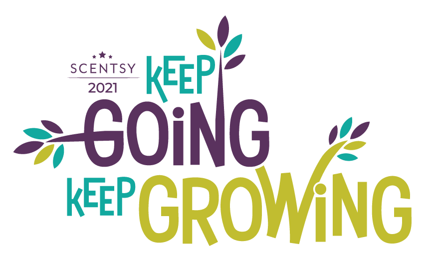 Keep Going, Keep Growing 2021 Scentsy Incentive!