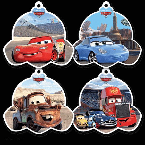 Cars Scent Circle Bundle