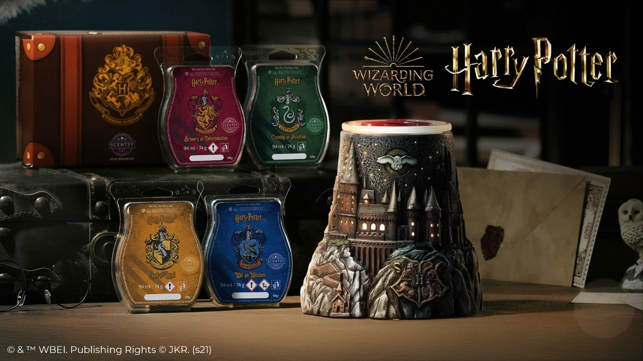 Scentsy Harry Potter