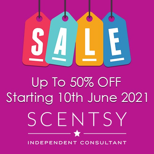 Scentsy 2021 Flash Sale