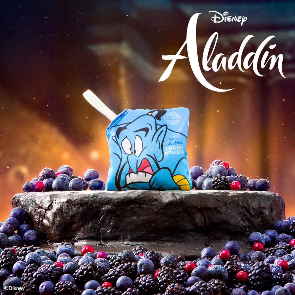 Disney Aladdin: Three Wishes – Scent Pak