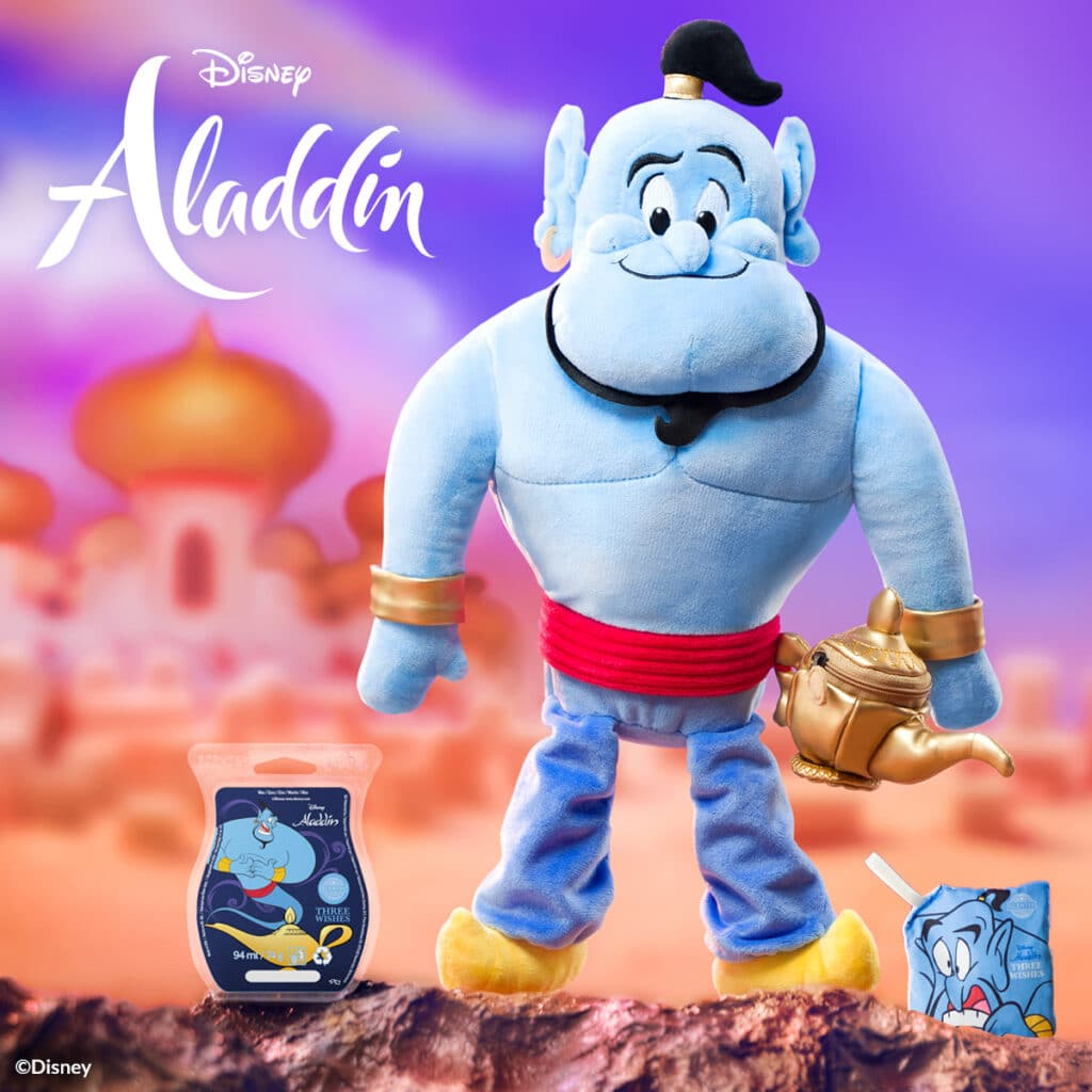 Disney Genie – Scentsy Buddy, Pak and Wax Bar