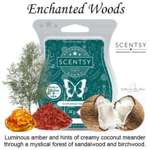 Enchanted Woods Scentsy Bar